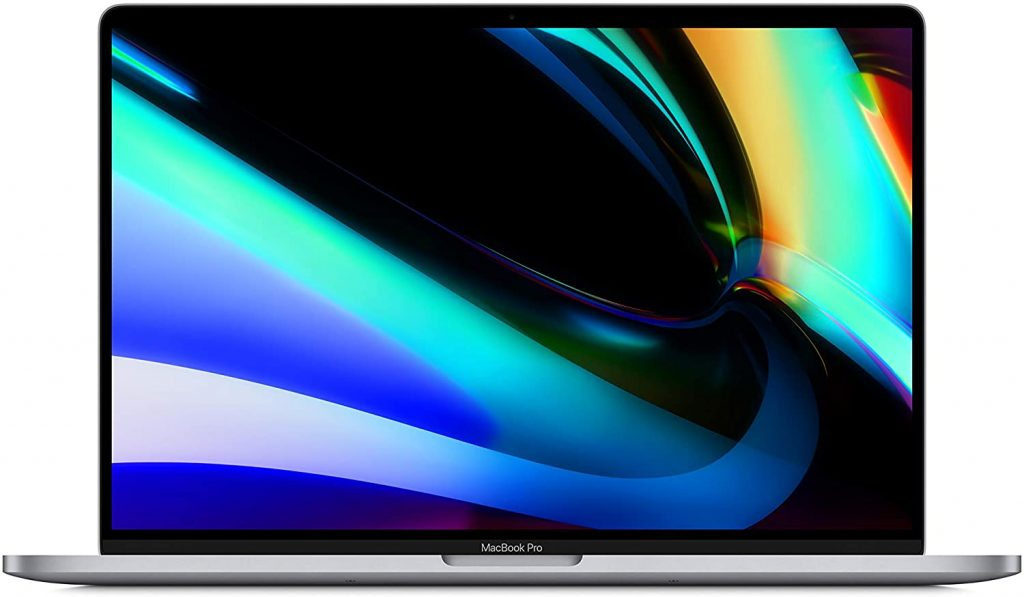 New Apple MacBook Pro laptop for college students