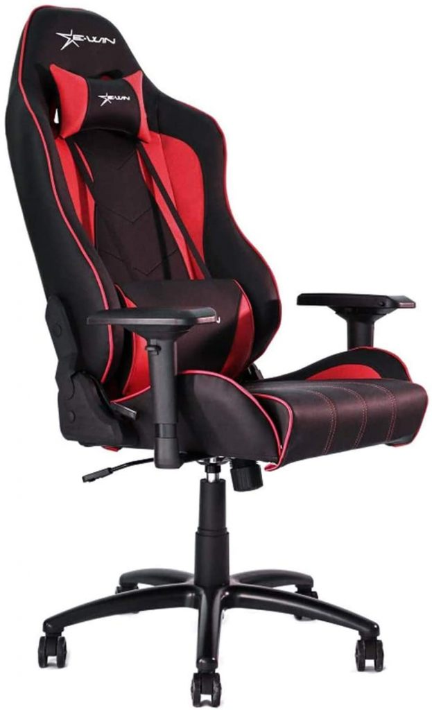 Ewin Gaming Chair Champion Series 4D Armrests