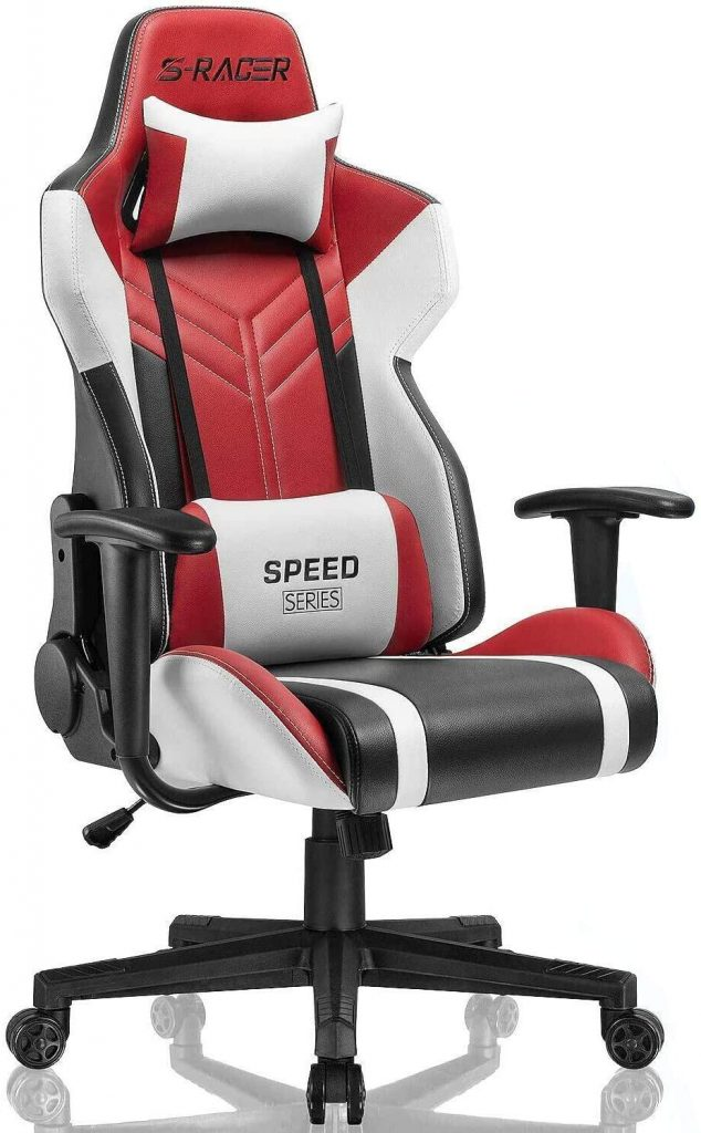 Homall Gaming Chair Racing Style High-Back