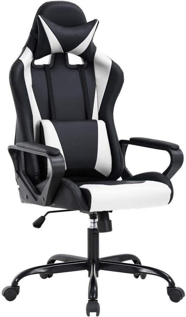 High Back Gaming Chair PC Office Chair Racing Computer Chair